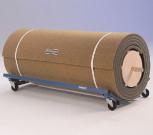 Muldenmattenwagen für 1 Bodenturnmatte
