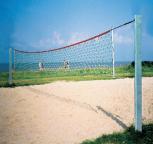 Volleyballpfosten ''Public Fun'', starr