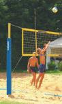 Beachvolleyballpfosten (Ø 83 mm)