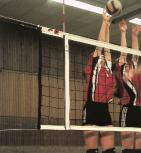 Volleyballnetz (DVV 1)