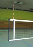 Haltetaschen für Volleyball-Netzantennen