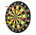 Magnet-Dartboard ''Family''