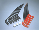 Floorball Set PC Senior