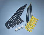 Floorball-Set ABCx
