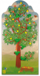 erzi Kletterwand Apfelbaum