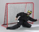 Netz für Unihockey-Wettspieltor