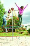 Seilspielgerät Cheops-Pyramide Mini