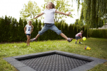 Eurotramp Bodentrampolin Kids-Tramp