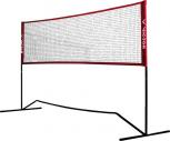Mini-Badminton-Netz Premium