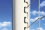 Mehrpreis für Integralnetzbefestigung