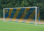 Fußballtor ''Standard'',  in Bodenhülsen