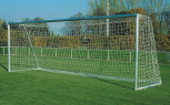Fußballtor vollverschweißt