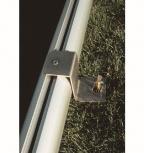 Kippsicherung (Bodenprofil 120 x 100 mm)