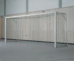 Hallenfußballtor, aus 80x80 Eckprofil, freistehend