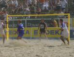Beach-Soccer-Tor 5 x 2 m