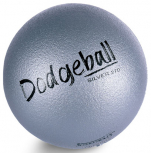 Official Dodgeball Silver