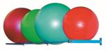 Kombi-Ballablage für Physiobälle