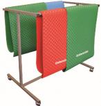 Gymnastikmatten-Ständer