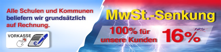 MwSt an Kunden
